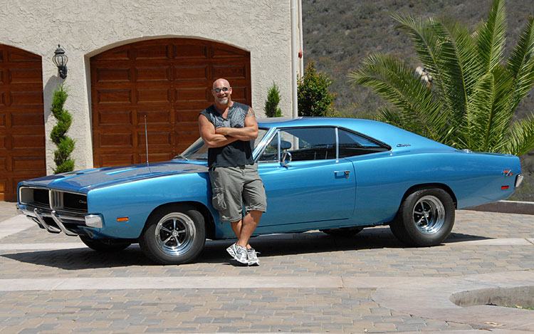 Bill Goldberg S Amazing Muscle Car Collection